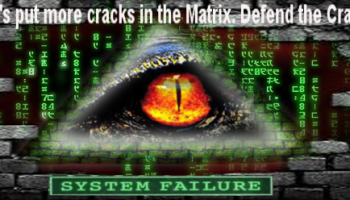 Human DNA is a Matrix implant to block access to our BIO